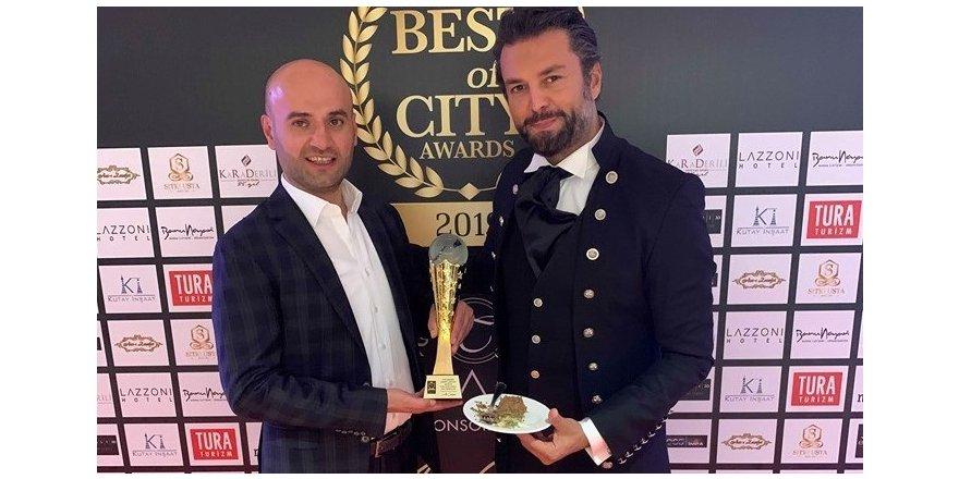 Türkiye'nin en iyi tatlıcısı ödülü verildi. Bilin bakalım hangi ilden
