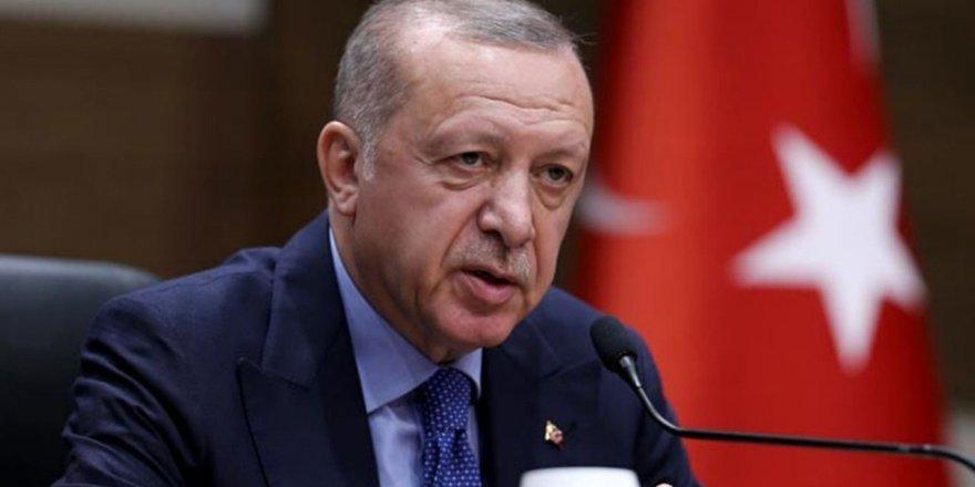Cumhurbaşkanı Erdoğan'dan 'Yıldız Kenter' paylaşımı