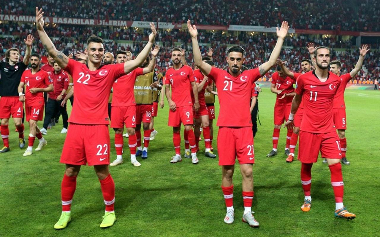 A Milli Takım'ın İzlanda ve Andorra maçları aday kadrosu açıklandı