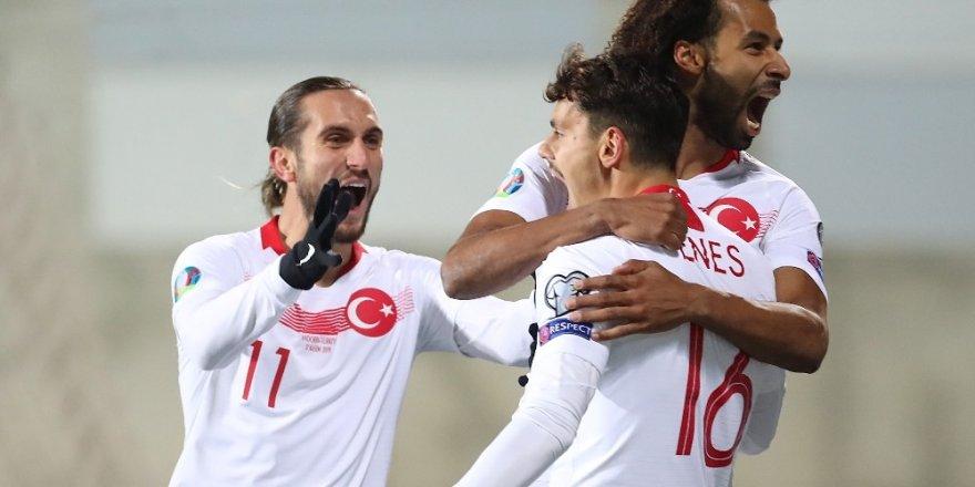 Türkiye, elemelere galibiyetle nokta koydu