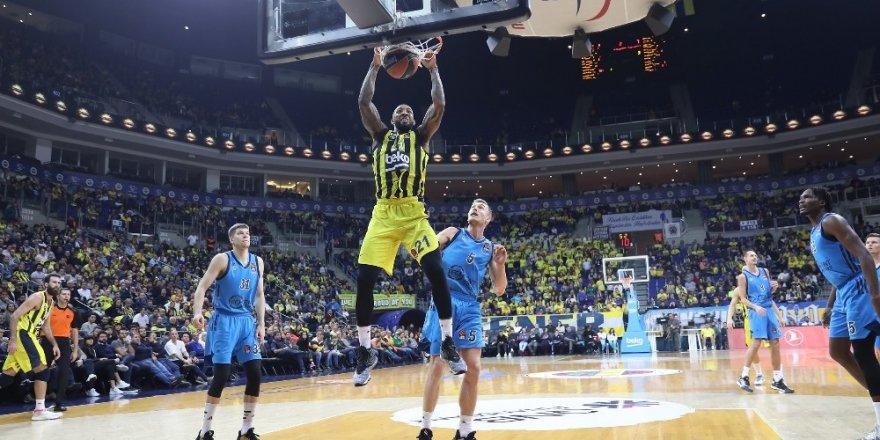 Turkish Airlines EuroLeague: Fenerbahçe Beko: 107 - Alba Berlin: 102