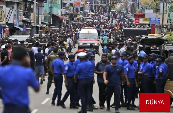 Sri Lanka'da patlamalarda ölenler arasında Türklerin olduğu olayda 7 şüpheli yakalandı