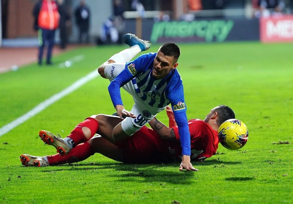Gol düellosunda Gaziantep FK, Kasımpaşa'yı deplasmanda devirdi: 4-3