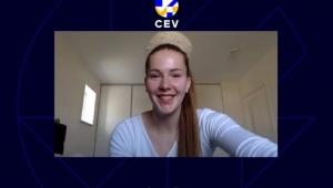 Isabelle Haak: Voleybol oynamayı çok özledim