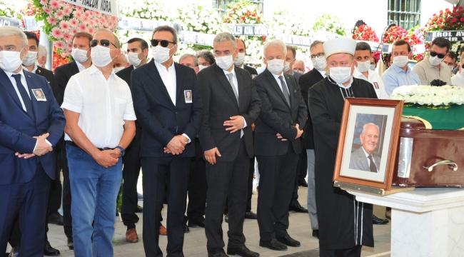 Duayen sanayici Cihat Kora defnedildi
