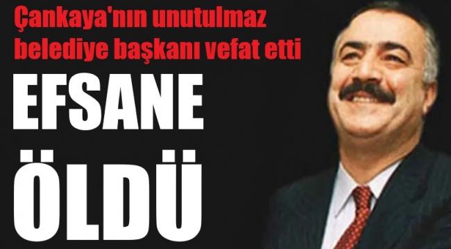 CHP'nin efsane belediye başkanı Doğan Taşdelen hayatını kaybetti
