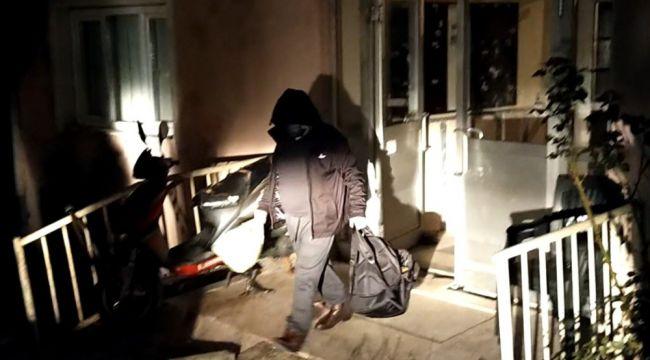 60 yaşındaki korona hastası yurttan kaçtı