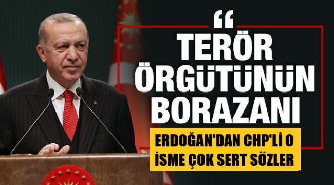 Erdoğan'dan 'Türk ordusu satıldı' sözlerine sert tepki