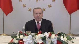Erdoğan: İslam düşmanlığı ile mücadele ediyoruz