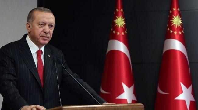 Erdoğan: Salgın nedeniyle kongrelerimizi erteliyoruz