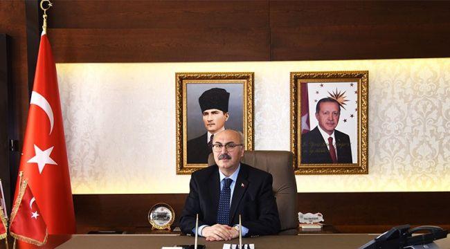 İzmir Valisi Köşger korona virüse yakalandı
