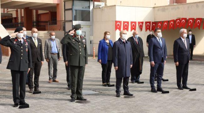 """Mardin'in """"Onur Günü"""" törenle kutlandı"""