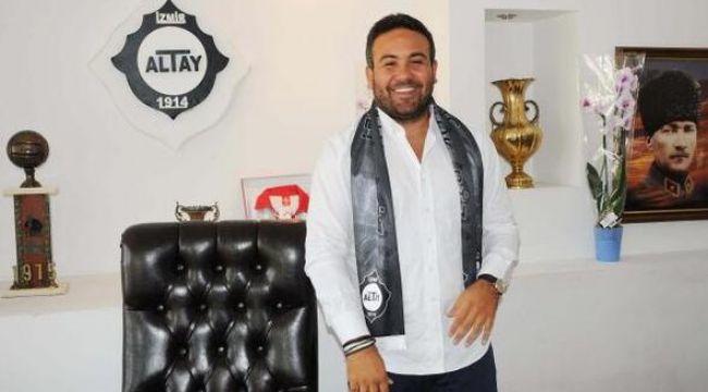 Altay Başkanı Ekmekçioğlu korona virüse yakalandı