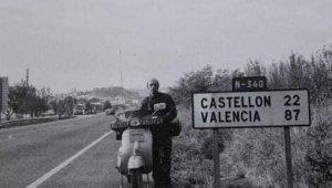 Efsane motosikletçi son yolculuğuna uğurlandı
