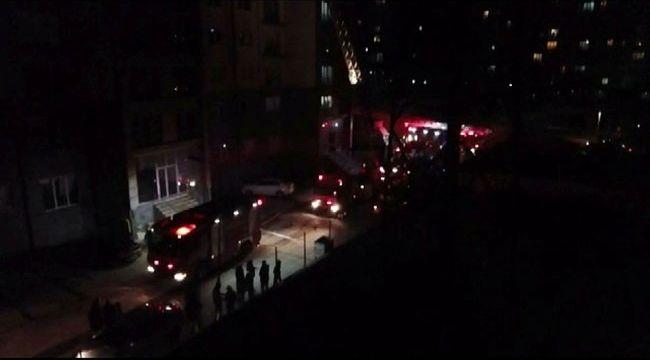 30 katlı apartmanda patlama!
