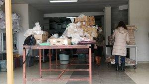 Bodrum'da 700 kilo tarihi geçmiş et ele geçirildi