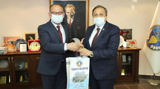 CHP'li Torun, Turgutlu'daki çalışmaları yerinde inceledi