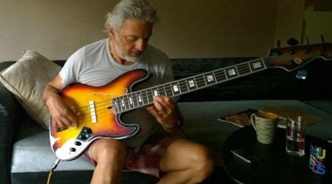 En iyi bas gitarist hayatını kaybetti