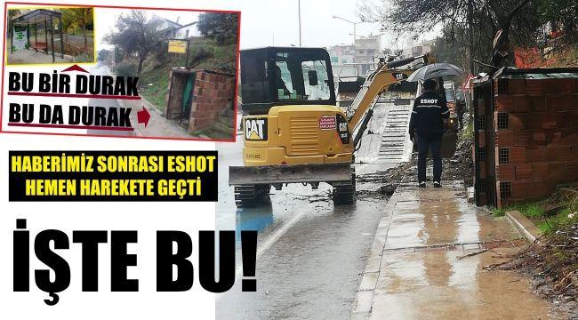 Manşet Türkiye yazdı, belediye harekete geçti