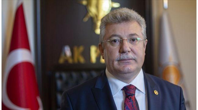 """AK Partili Akbaşoğlu: """"CHP yalanın, kumpasın merkezi haline geldi"""""""