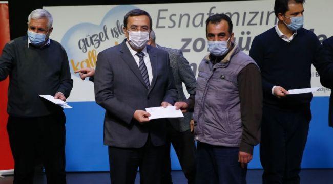 Batur: Bizim tarafımız belli, esnaftan yanayız