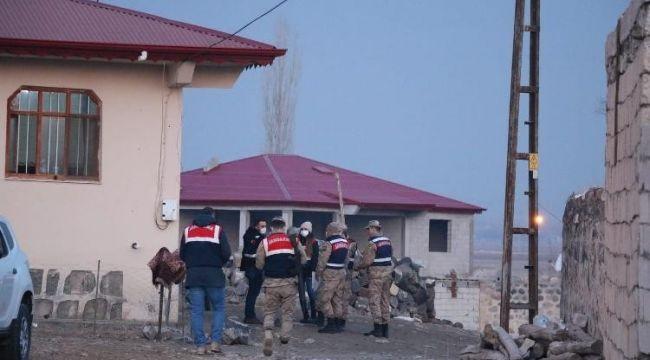Iğdır'da terör operasyonu: 8 tutuklama