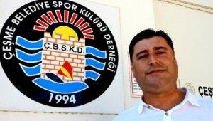 Çeşme Belediyespor Teknik Direktörü kaza geçirdi