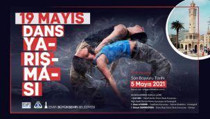 Büyükşehir ' den 19 Mayıs dans yarışması