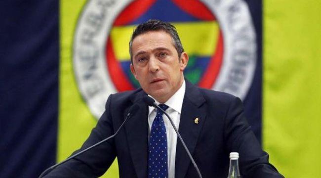 Fenerbahçe'de Ali Koç'a iki rakip