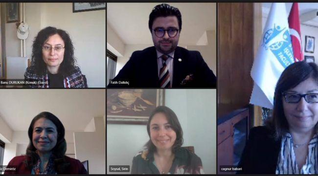 Finansta kadın liderler paneli