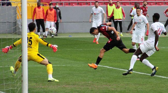 Gençlerbirliği: 2 - Sivasspor: 3