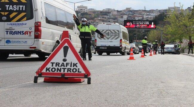 İzmir'de toplu ulaşıma 'dinamik denetleme'