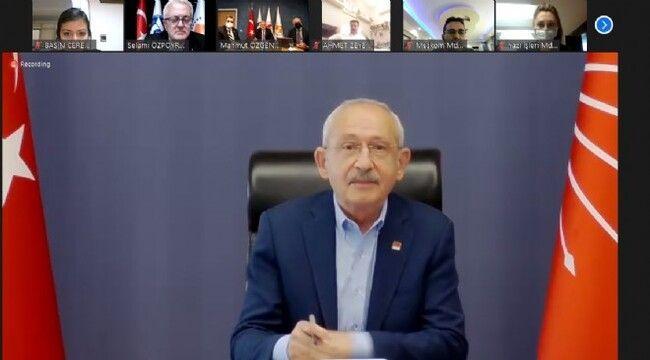 Kılıçdaroğlu'ndan 'Çeşme Projesi'ne destek