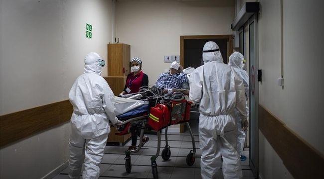 Son 24 saatte korona virüsten 289 kişi hayatını kaybetti