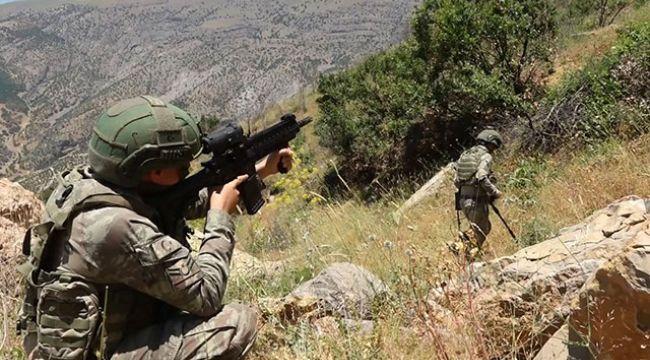 13 PKK'lı terörist etkisiz hale getirildi
