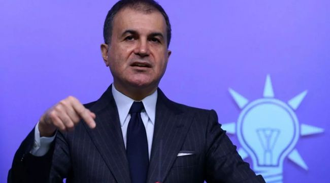 AK Parti'den CHP'li Erdoğdu'ya sert tepki