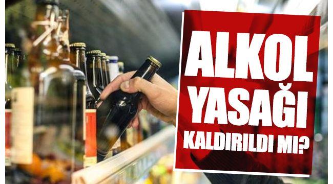 Alkol satışı yasağıyla ilgili İzmir Valiliği'nden açıklama