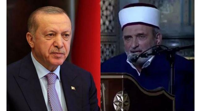 Ayasofya'da İmam'dan Atatürk'e şoke edici ithamlar