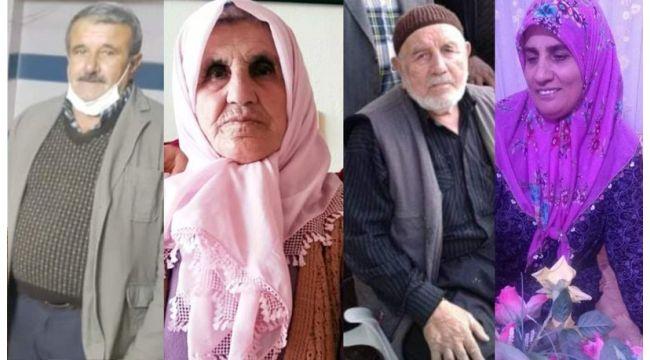 Aynı aileden 4 kişi koronavirüsten hayatını kaybetti