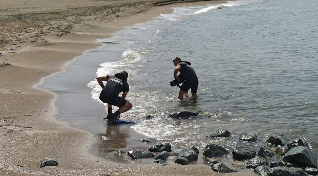 Denizde boğuldu sanıldı, balık avlarken bulundu