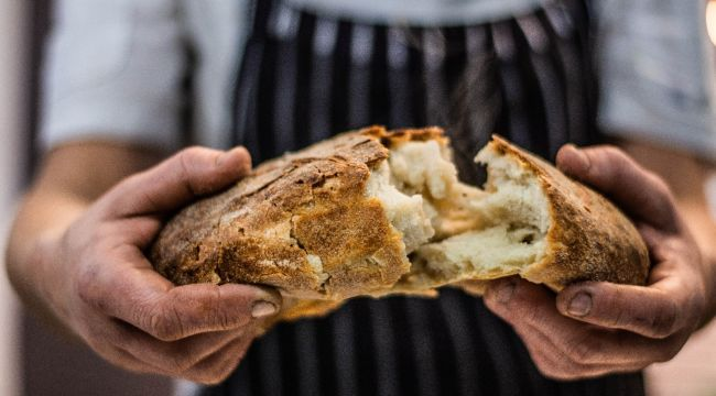 Koronaya karşı ekşi mayalı ekmek