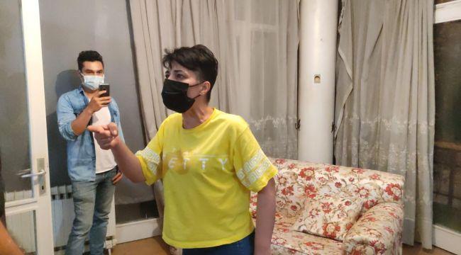 Kumarhane işletmecisi kadın çileden çıkarttı