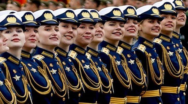 Rusya, Zafer Günü'nü kutladı