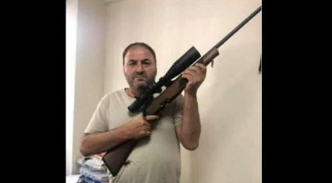 Tüfekli öğretmene soruşturma açıldı