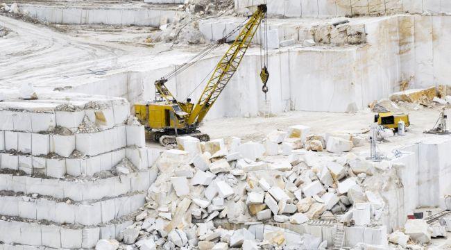 Türk doğal taş sektörü 2 milyar dolar ihracat hedefliyor