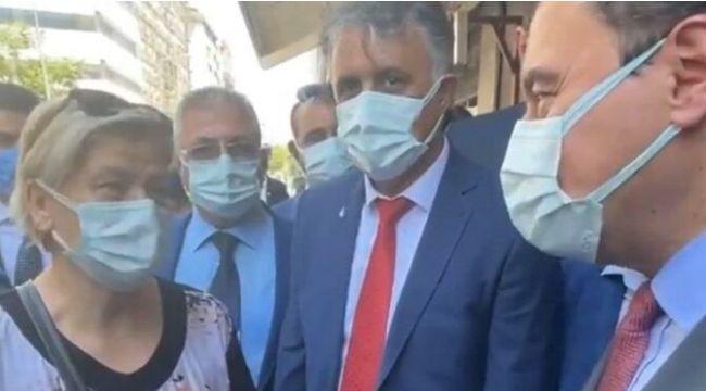 Vatandaş, Babacan'a böyle isyan etti