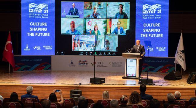 """Başkan Soyer: """"Kültür politikalarına birlikte yatırım yapacağız"""""""