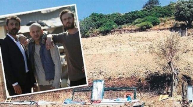 Çukur'un ünlü oyuncuları SİT alanına ev yapmaya kalktı