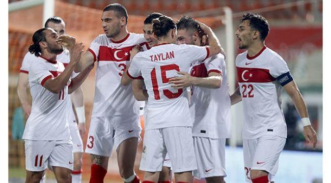 Haydi Türkiye! Bizim çocuklara şampiyonluk yakışır