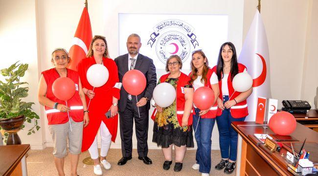 Menemen'de Kızılay için kampanya düzenlenecek